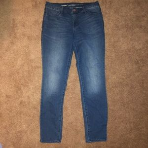 NEW BLUE OLD NAVY JEANS